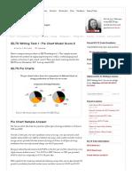 IELTS Writing Task 1_ Pie Chart Model Score 9