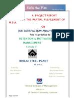 Bhilai Project