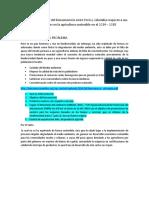 Análisis Comparativo Del Biocomoercio Entre Perú y Colombia Respecto a Sus Exportaciones en La Agricultura Sostenible en El 2014