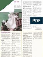 CROCHET - Chris Adams - Christening Gown Set [0-6m]