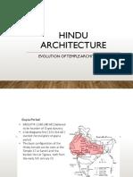 Hindu Temple Architecture-evolution