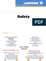 Safety - Security & Cargo Loss Prevention