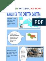 1. Marietta the Caretta Caretta