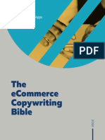 The ECommerce Copywriting Bible