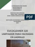 LIMPIADORES DE FACHADAS EN LADRILLO