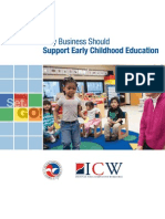 Why Business Should Support Early Childhood Education