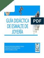 Guia Didactica Esmalte y Joyeria