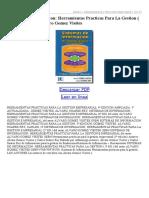 Sistemas de Informacion Herramientas Practicas Para La Gestion ( 3ª Ed)