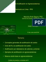 20160613 - Procesos de Acidificación en Agroecosistemas - IPNI - MAvila.pdf