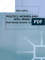 (Cambridge Commonwealth Series) Robin Jeffrey (auth.) - Politics, Women and Well-Being_ How Kerala became 'a Model'-Palgrave Macmillan UK (1992).pdf