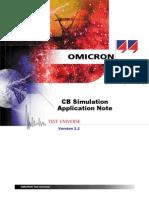 CB Simulation Application Note