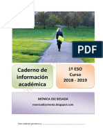 Caderno 1º ESO 2019