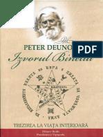 Peter Deunov - Izvorul Binelui (A5)