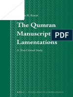 Gideon Kotze, The Qumran Manuscripts of Lamentations A Text Critica.pdf