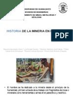 211831287 Historia de La Mineria en El Mundo