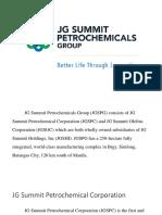 JG Summit Petrochemicals Corp.