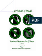 The Fitnah of Music