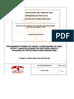 399-PT-040 - Pro.tendido Cables Alimentadores Por Vías Portacables y EPC Interior Mina (Rev.2)