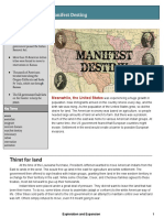 lesson 2 - indian removal and manifest destiny  1