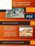 Simulacion y Modelado Por Computadora
