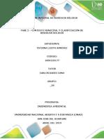 Fase 2 – Contexto Municipal y Clasificación de Residuos Sólidos