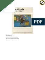 LEAL, Francisco, La Profesionalización de Los Estudios Políticos en Colombia