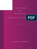 Borght, E.A.J.G. Van der - Theology of Ministry (Studies in Reformed Theology) (2007).pdf