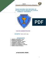 Monografico Farmacologia I - Copia Corregido