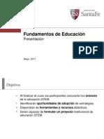 Fundamentos de Educación STEM