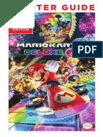 Intro a Mario kart 8