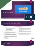 e-portfolios powerpoint fotip 2