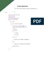 C Sharp File