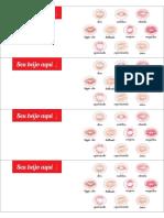 Teste de Personalidade - Beijo