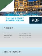Online Resort Room Booking.pptx