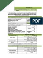 Ficha técnica de Roble flor morado