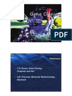 Brown pdf cloning ta gene