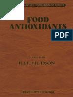 [Elsevier Applied Food Science Series] M. H. Gordon (auth.), B. J. F. Hudson (eds.) - Food Antioxidants (1990, Springer Netherlands).pdf