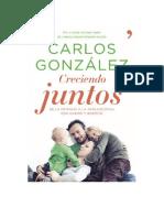 DocGo.net Baixar Creciendo Juntos de Carlos Gonzalez PDF [GRATIS].PDF
