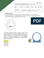 Dinamica - Ejercicios propuestos