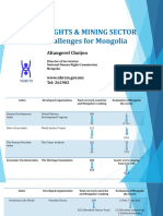 Human Rights & Mining Sector