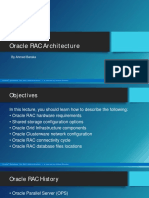 Oracle RAC Architecture