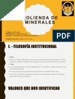 Molienda de Minerales