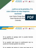 Gestión de Activos en La Práctica