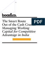 Smart Route Out of the Cash Crunch