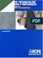 Manual de Tecnicas de Reparacion y Refuerzo -2010 - Full