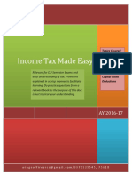 Income Tax Easy