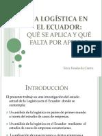 LA LOGÍSTICA EN EL ECUADOR.pptx