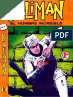 Kaliman - Profanadores de Tumbas #0006