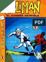 Kaliman - Profanadores de Tumbas #0007
