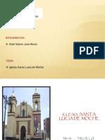 Iglesia Santa Lucia de Moche